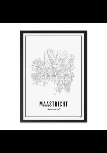 Wijck Kader Maastricht 40x50cm