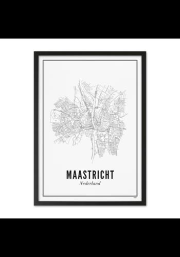 Wijck Kader Maastricht 30x40cm