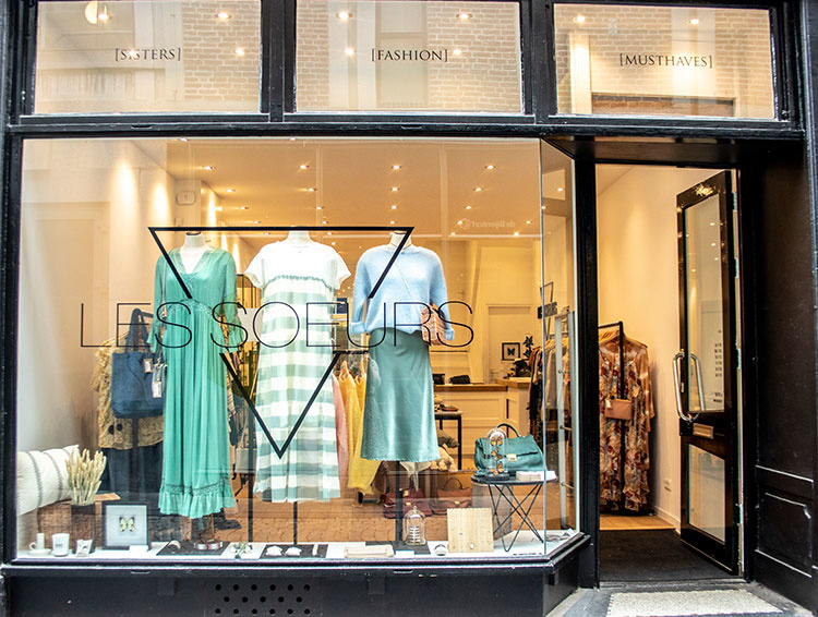 Les Soeurs Store Maastricht 1