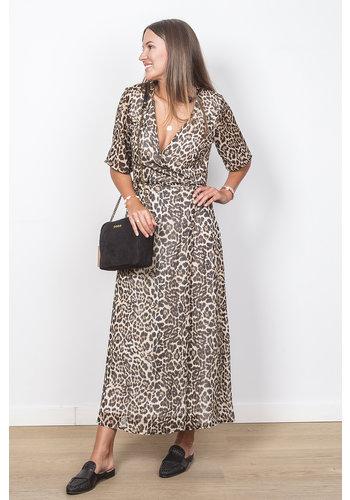 Maché Wrap Dress Lea