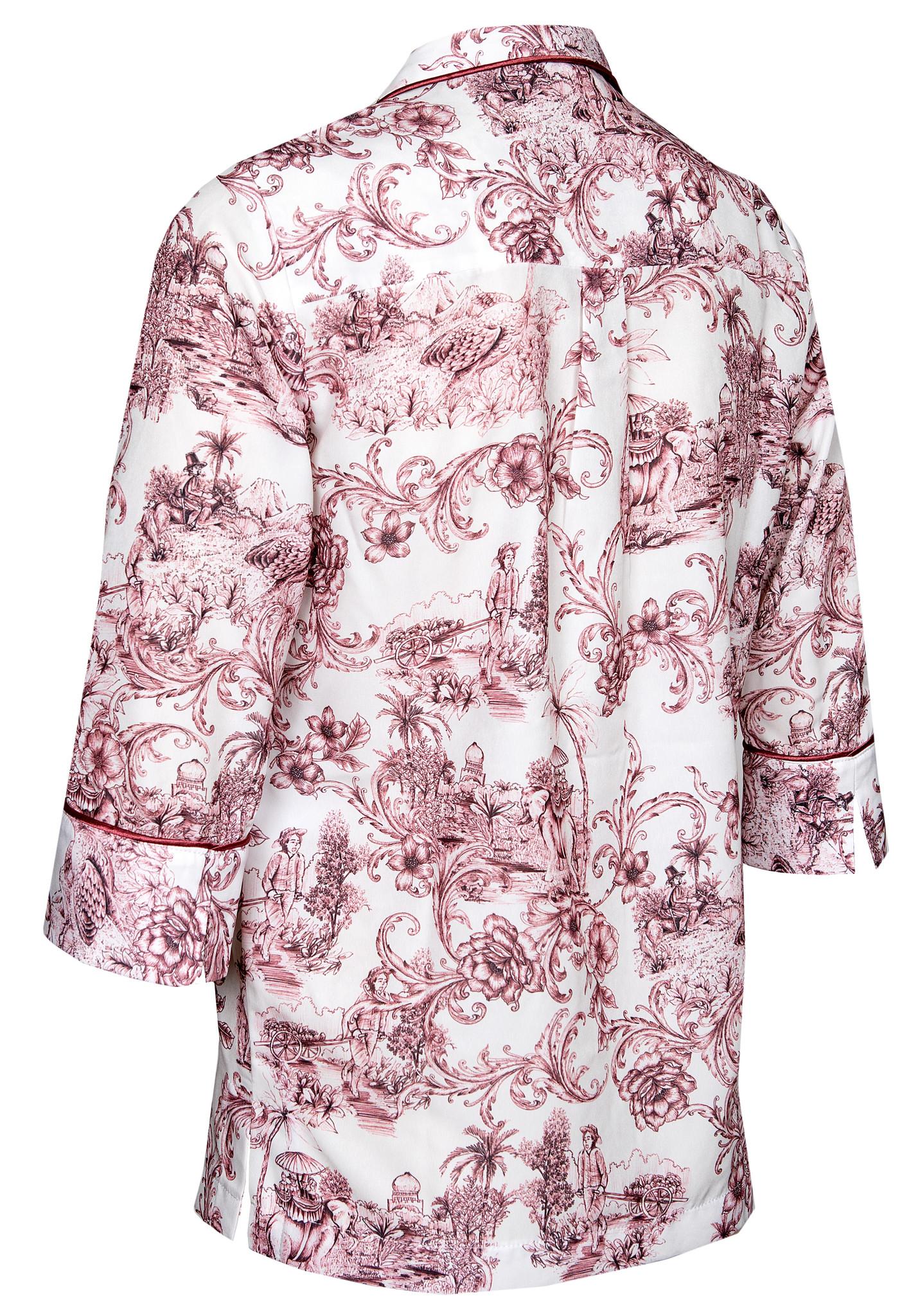 Pyjama Blouse Martine