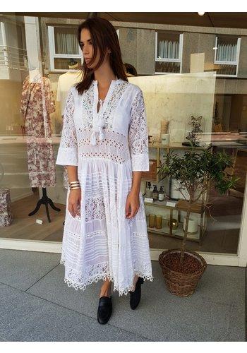 Antica Sartoria White  Dress