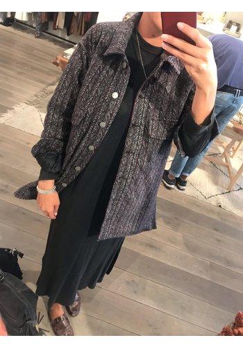 Maché Jacket Lila