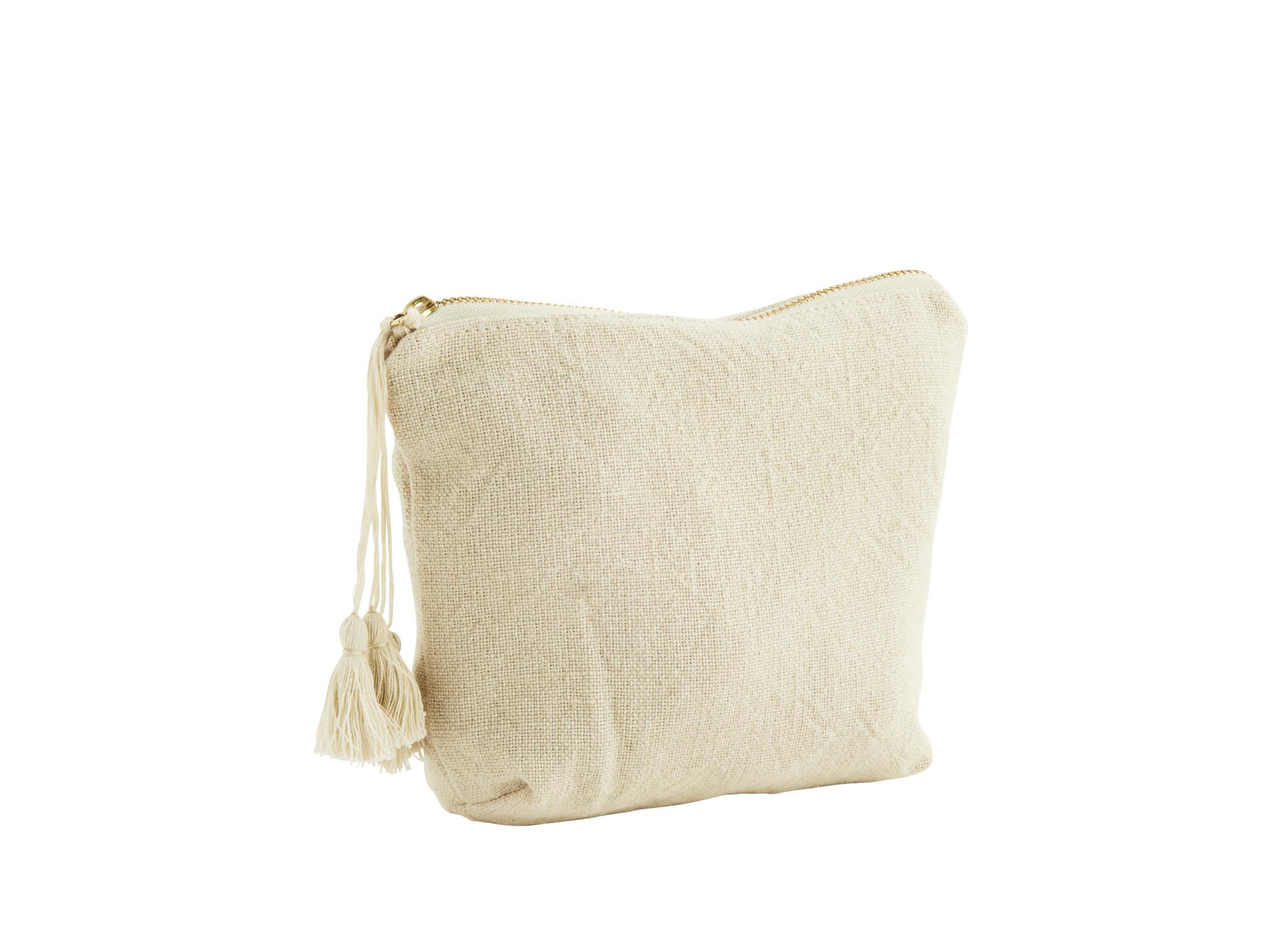 Cotton Toilet Bag