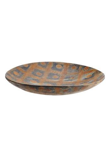 Madam Stoltz Flat bowl