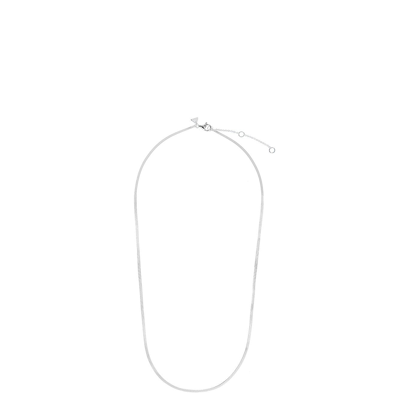 Romee Snake Chain 37cm Silver