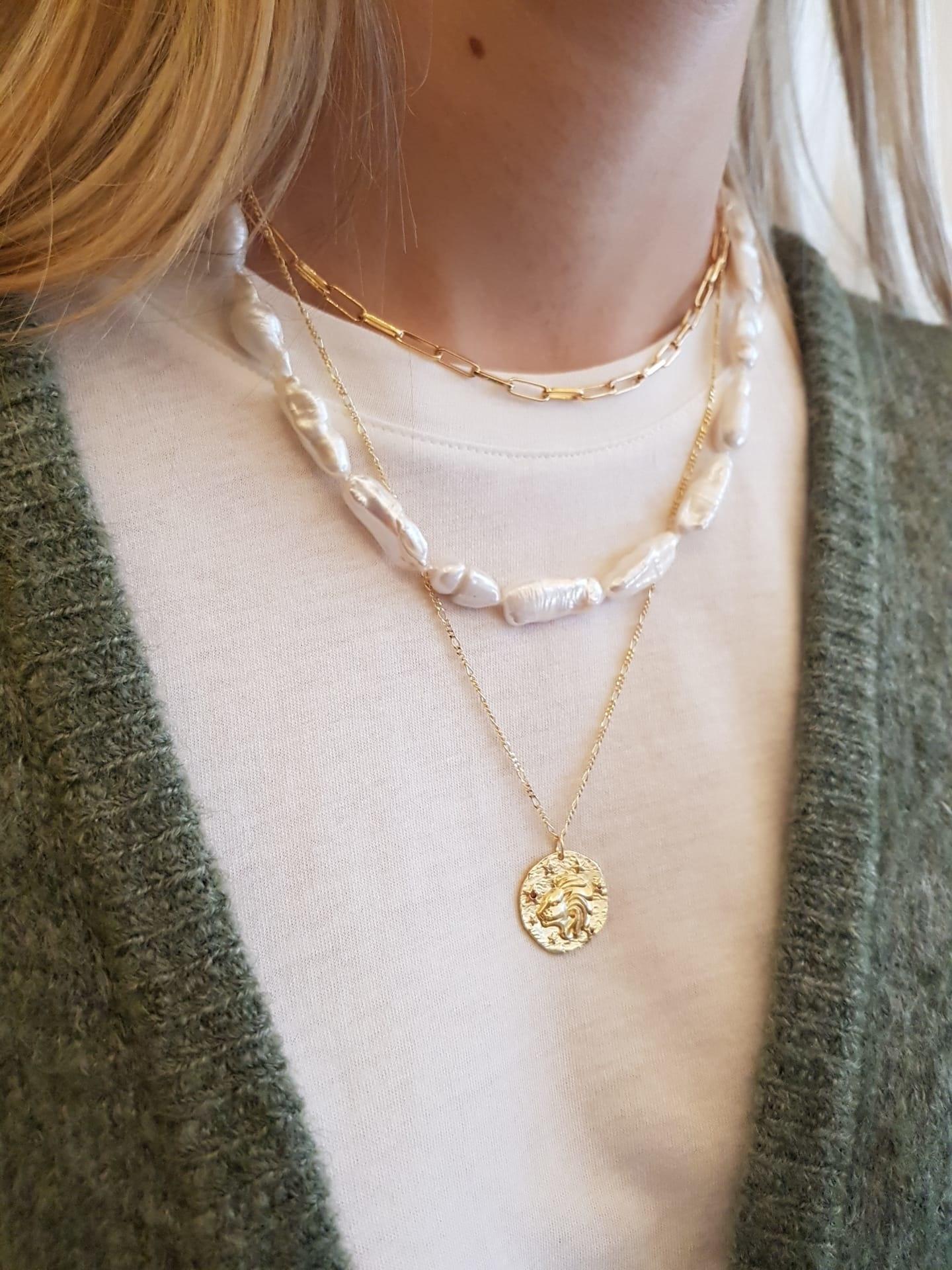 Rose Baroc Pearl