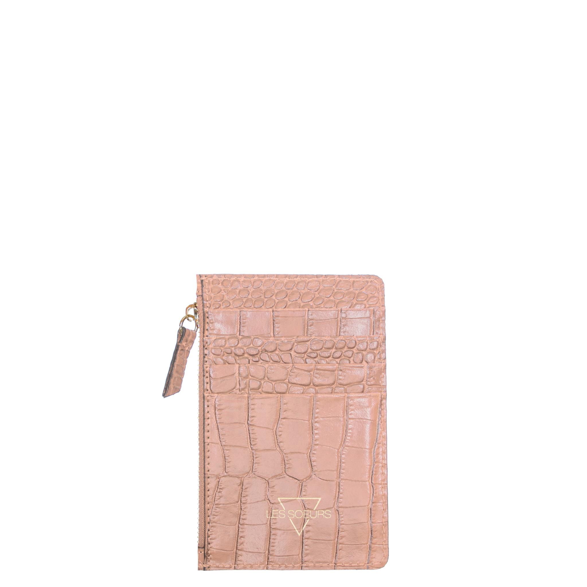 Ulysses Croco Card Wallet