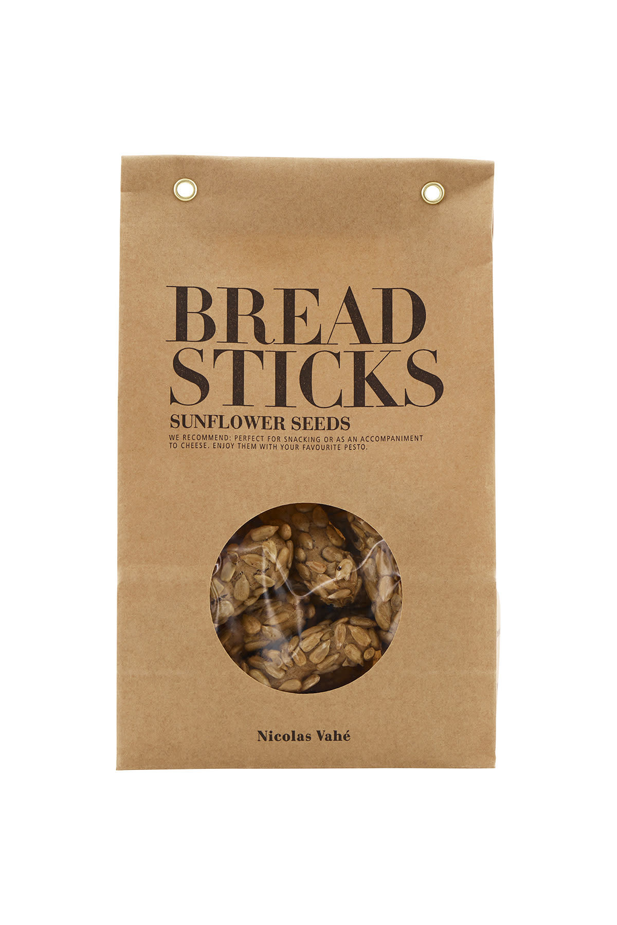 Bread Sticks Sunflower Seeds