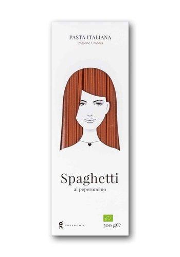 Greenomic Bio Spaghetti Peperoncino