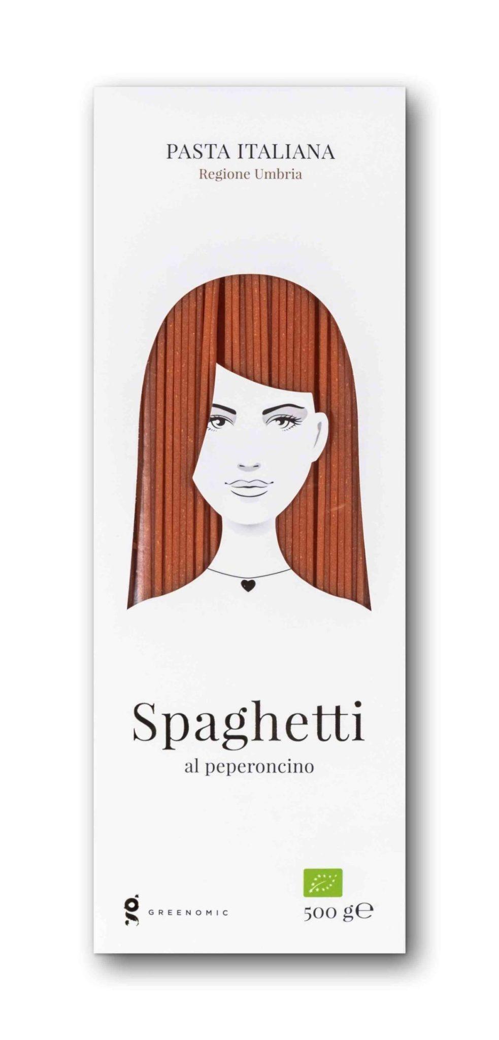 Bio Spaghetti Peperoncino