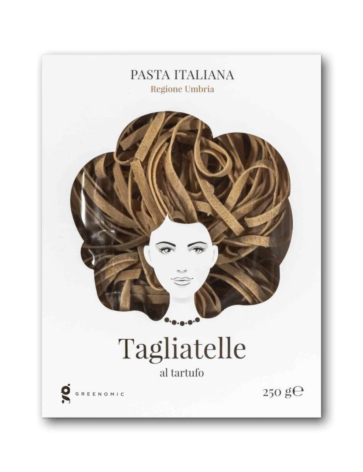 Bio Tagliatelle Al Tartufo