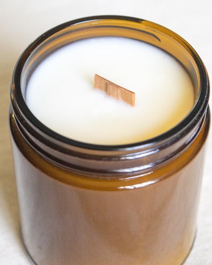 Essential Oil & Soy Wax Candle Woodland Walk