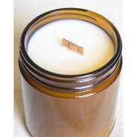 Essential Oil & Soy Wax Candle Full Moon