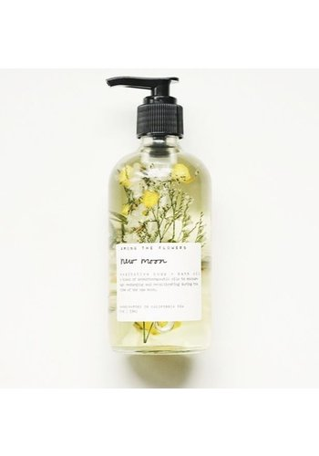 Among The Flowers Body Oil New Moon