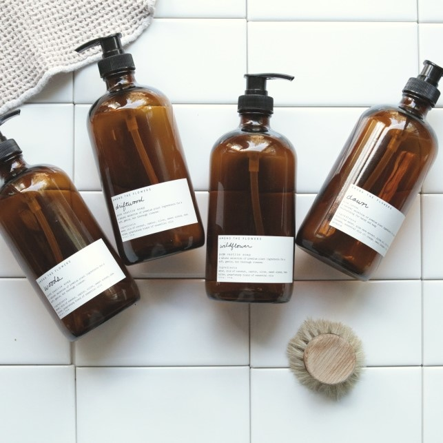 Botanical Soap Woods
