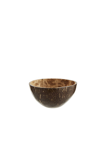 Madam Stoltz Coconut Shell Bowl
