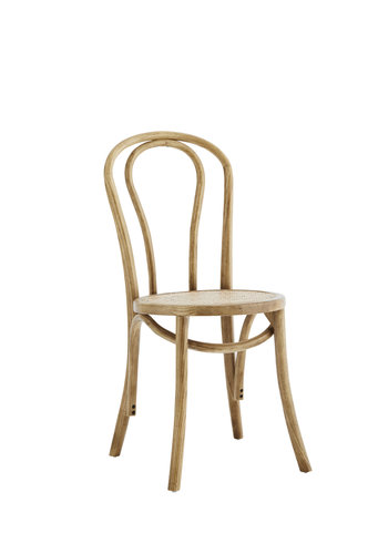 Madam Stoltz Wooden Chair