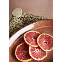 Oval Stoneware Plate