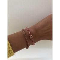 Mia Bracelet Pink