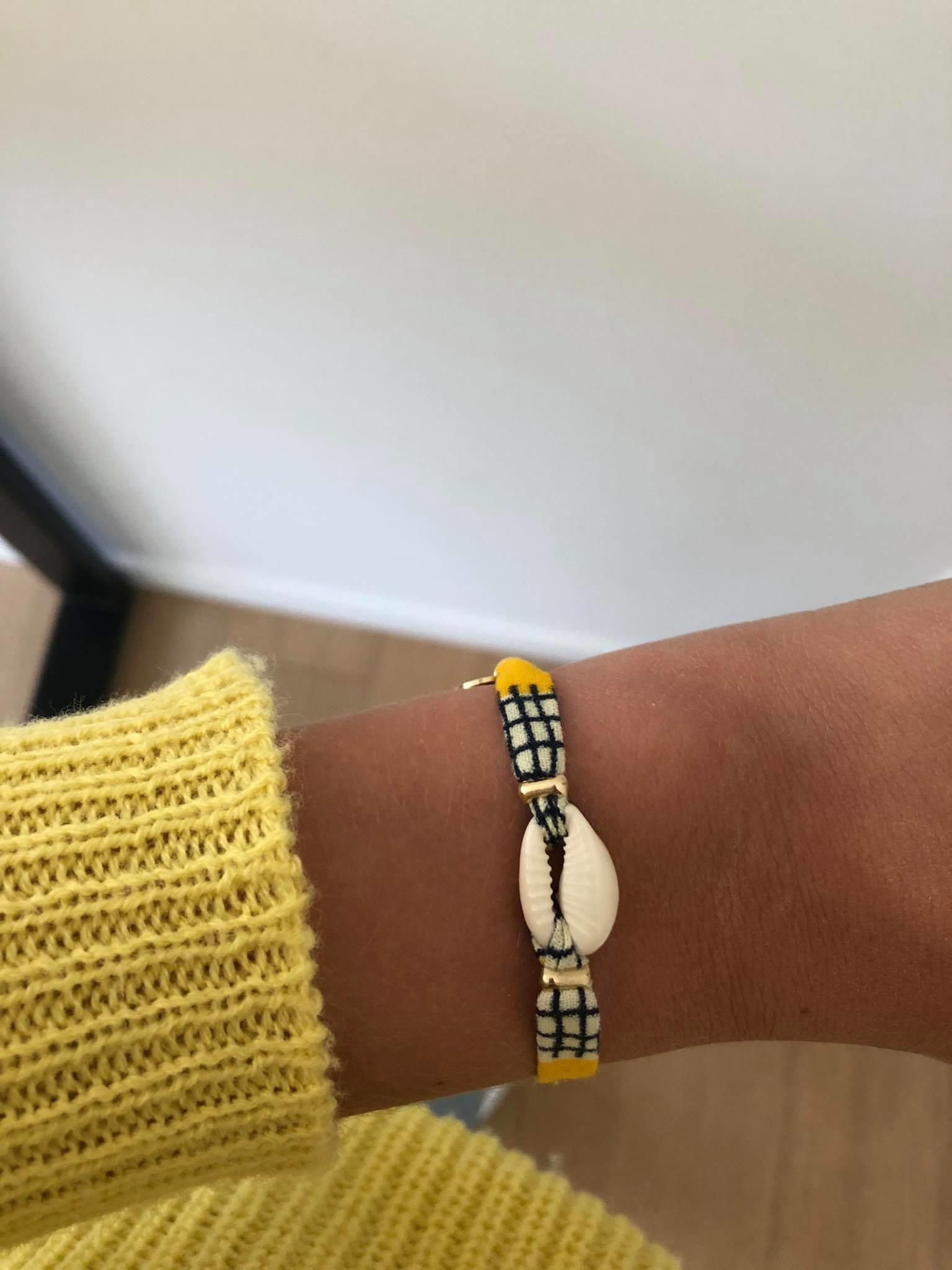 Hester Yellow/ Black