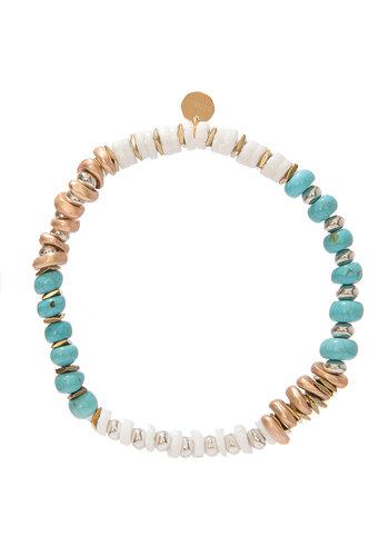Les Soeurs Sima Bracelet Turquoise