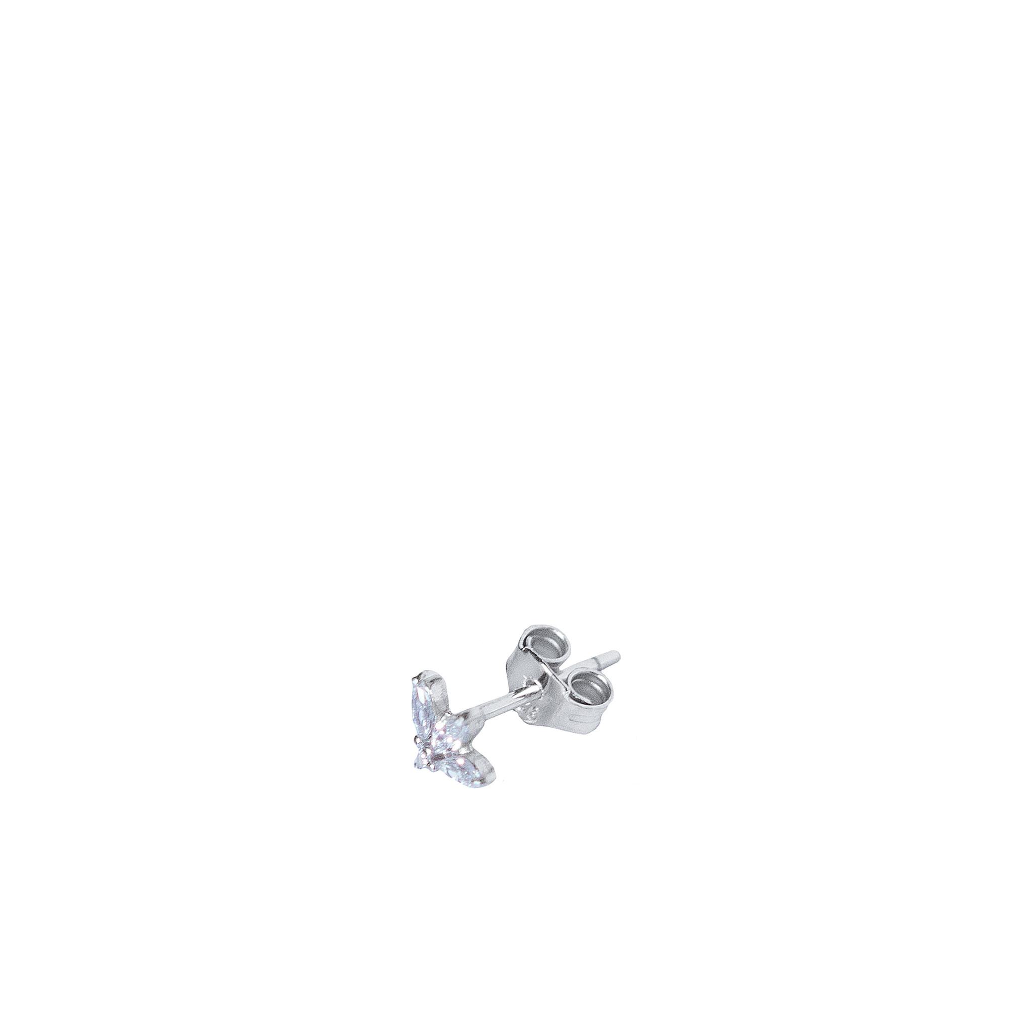 Jolie Triple Leaf Silver