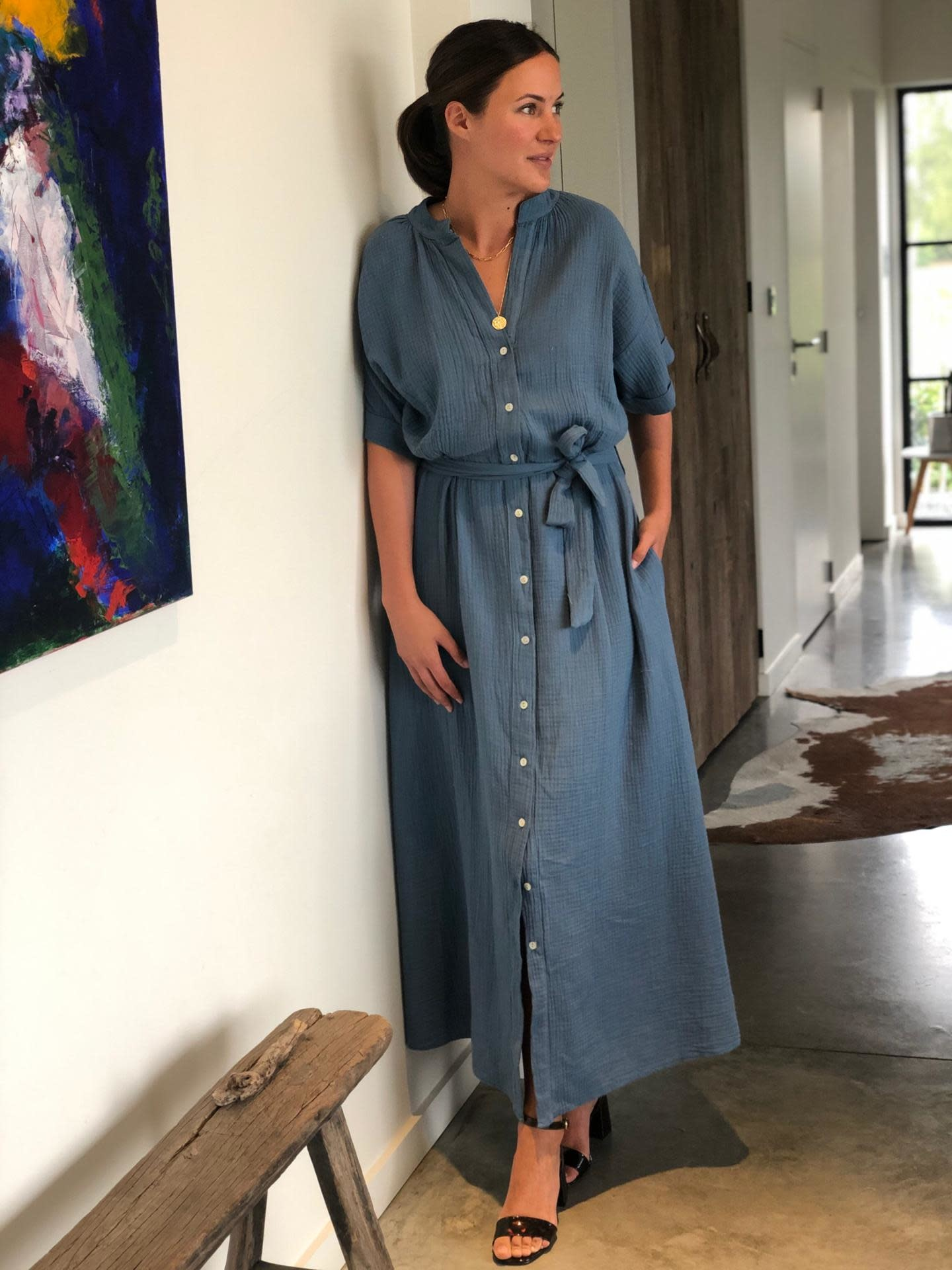 Brigitte Denim Blue