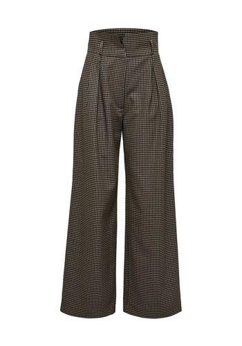 Selected Wide Trousers Lauren