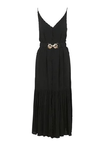 Louizon Bill Dress Black