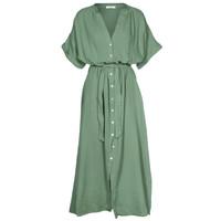 Brigitte Tetra Dress Green