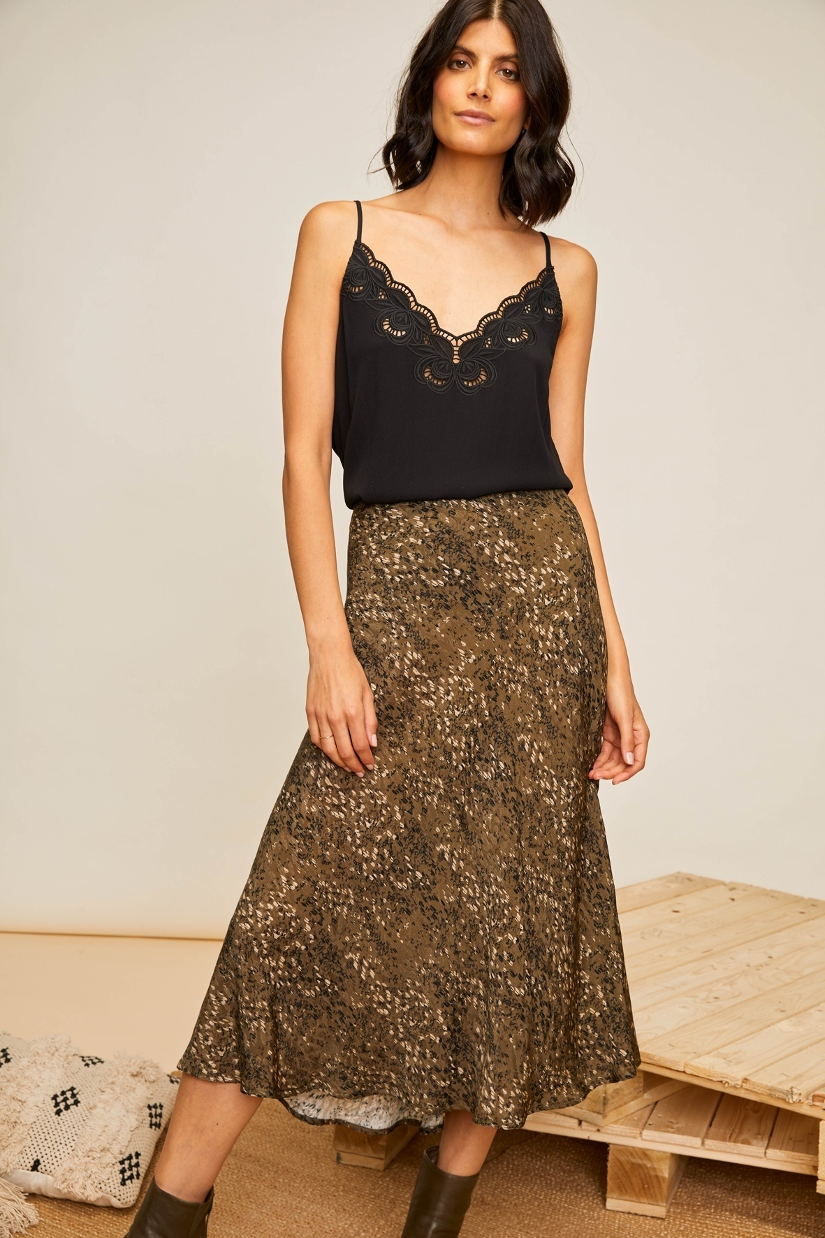 Skirt Octogone
