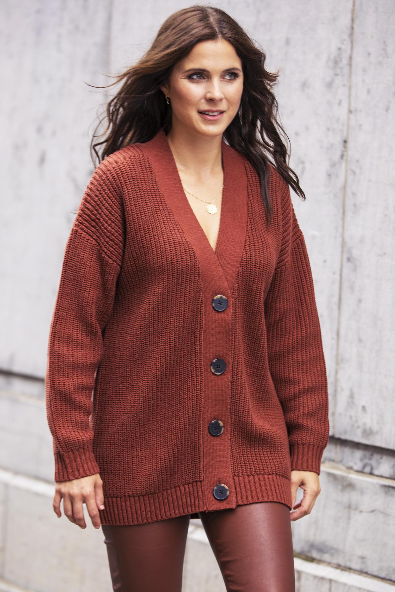 Knit Cardigan Bailey