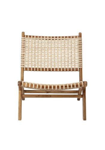 Bloomingville BV Keila Lounge Chair Teak