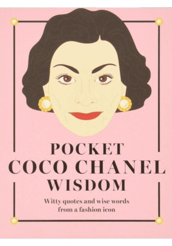 New Mags Pocket Coco Chanel Wisdom