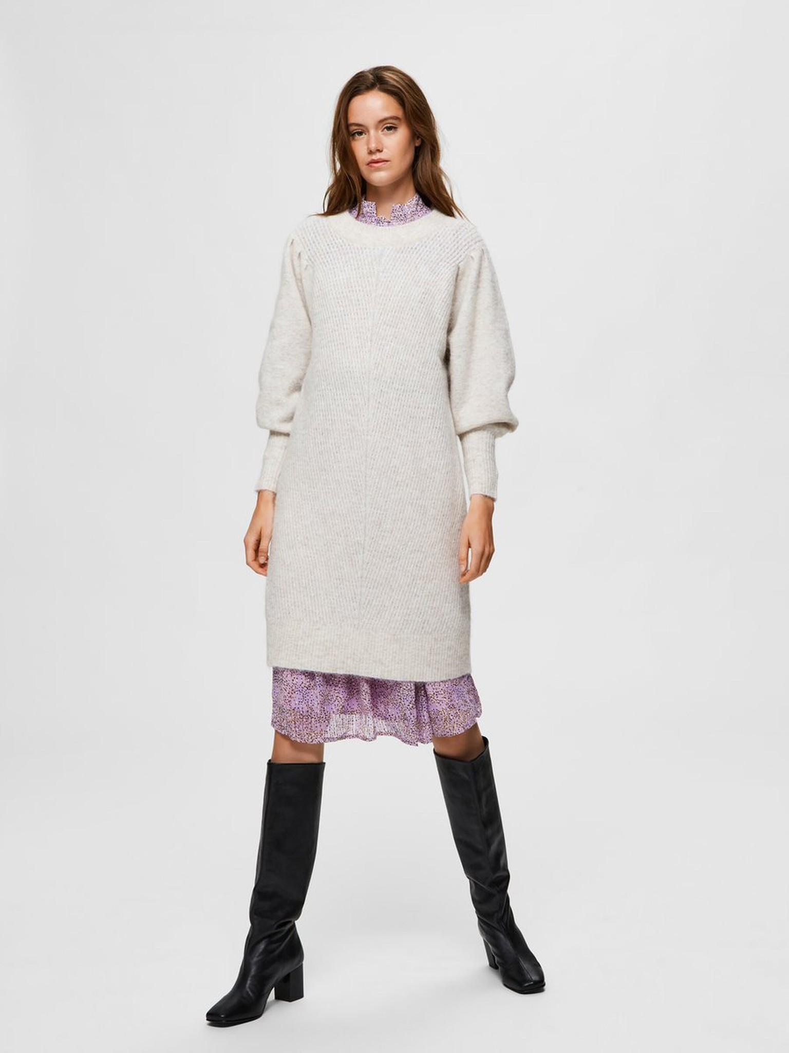 Knit Dress Inna