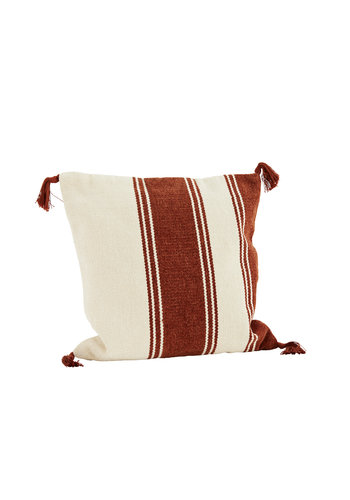 Madam Stoltz Cushion Chenille