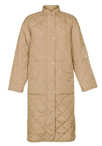 Les Soeurs Padded Coat Lia