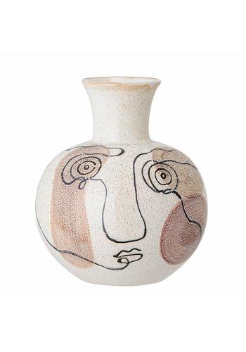 Bloomingville Vase Stonewear