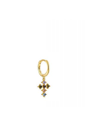 Les Soeurs Jeanne Cross Multicolor Gold