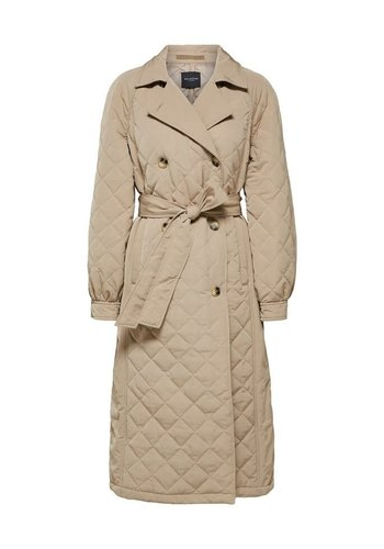 Selected Trenchcoat Ninna