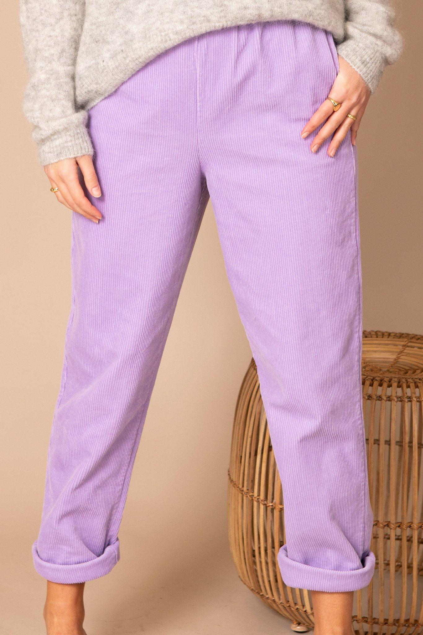 Corduroy Trousers Zoey