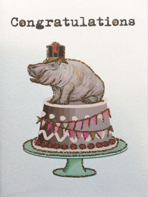 Greeting Card Congratulations