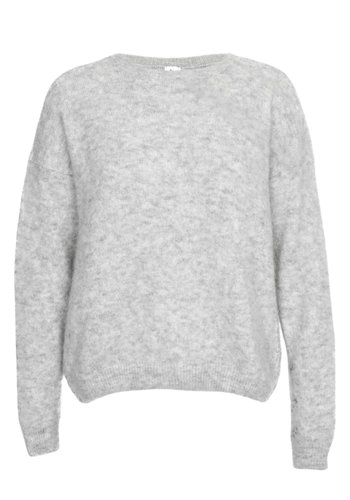 Le Petit Laine Knit Sweater Amber