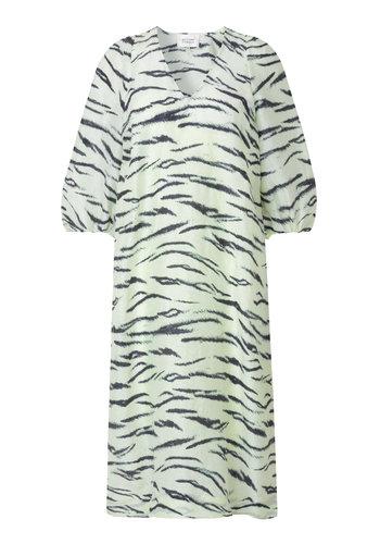Second Female Midi Dress Tiger