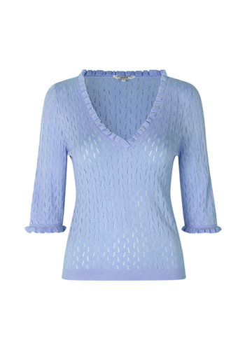 MBYM Knit Blouse Chantara