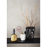 Flower Pot With Face Imprint