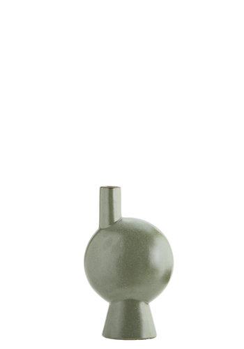 Madam Stoltz Stoneware Vase