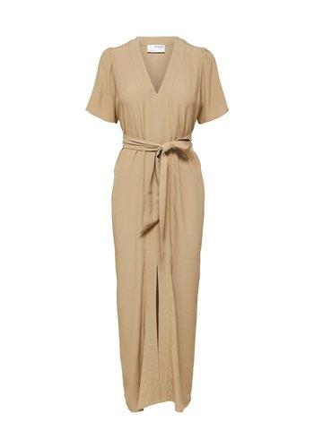 Selected Dress Rebekka Dynella