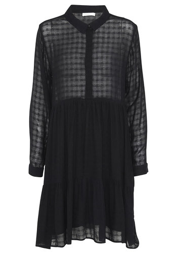 Maché Lula Dress Black